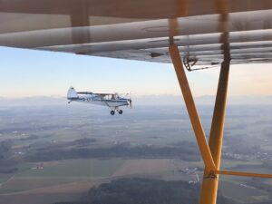 Piper PA-18-100 D-EFZI