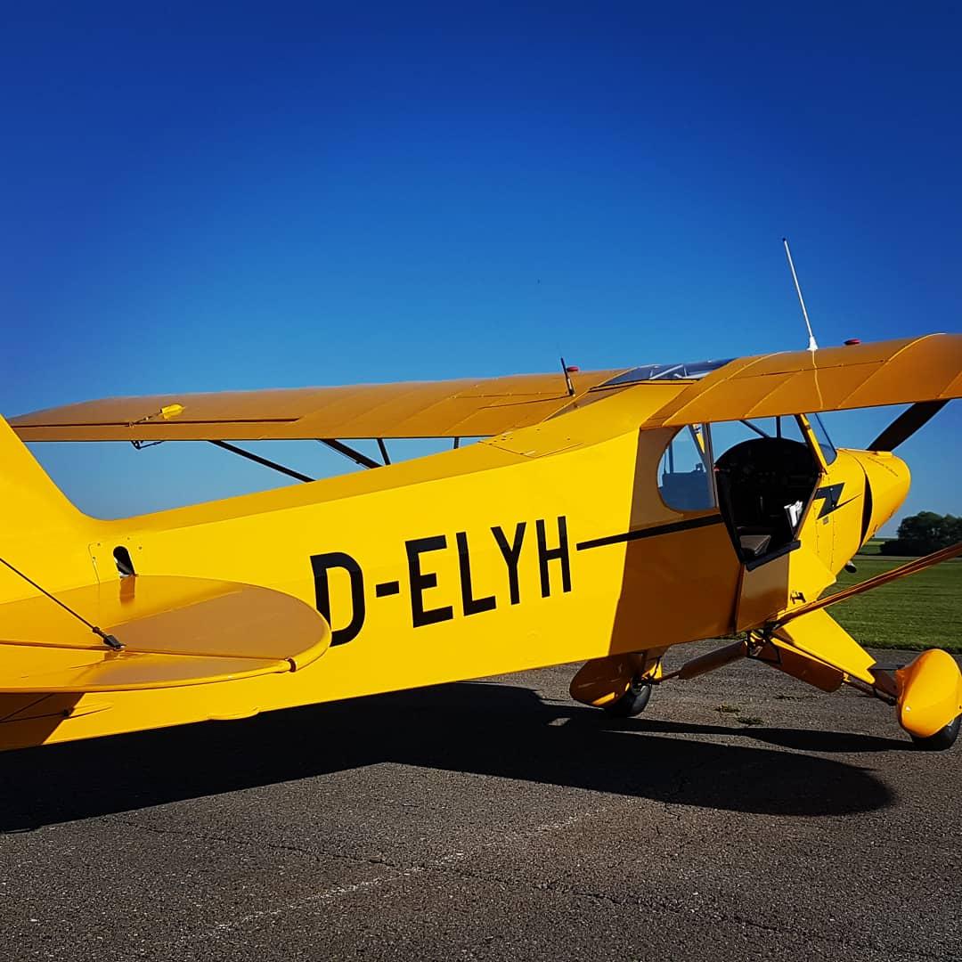 Piper PA-18-95 Supercub D-ELYH