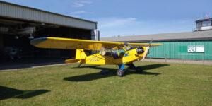 Piper J3C Cub D-ECZI