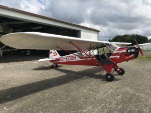 D-EDOH Piper J3C-65/L4 Cub