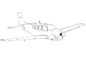 Beechcraft A36 Bonanza Platzhalter