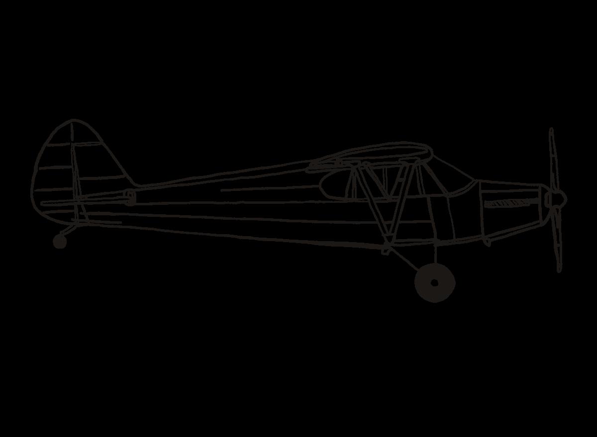Piper PA-12 Super Cruiser Platzhalter