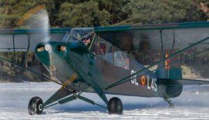 Piper PA L18C D-EHCB OL-L45