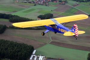 D-EDGN Piper PA-18-95 Supercub